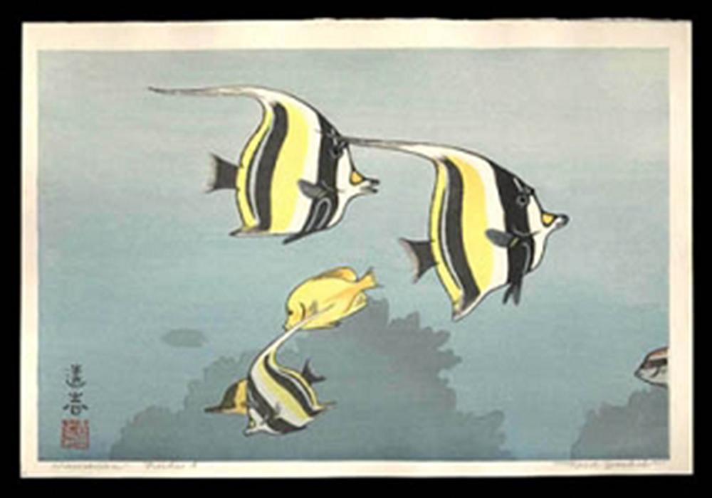 Hawaiian Fishes A