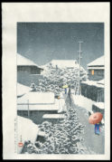 Snow at Daichi
