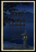 Starlit Night at Miyajima