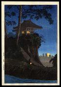 Moonrise at Tokumochi