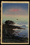 Morning at Cape Inubo
