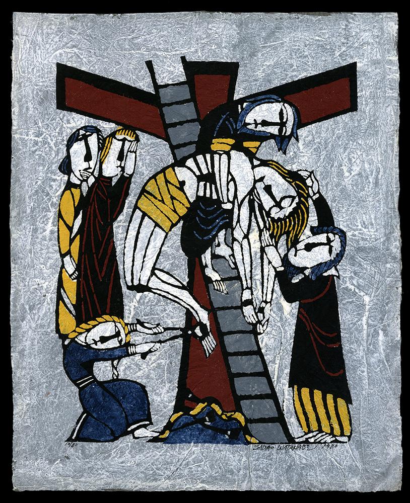 Descending the Cross