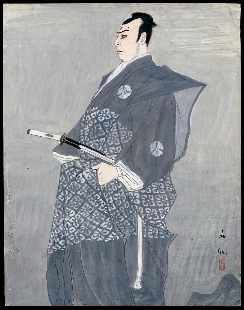 Koshiro Matsumoto as Nikki-Danshou