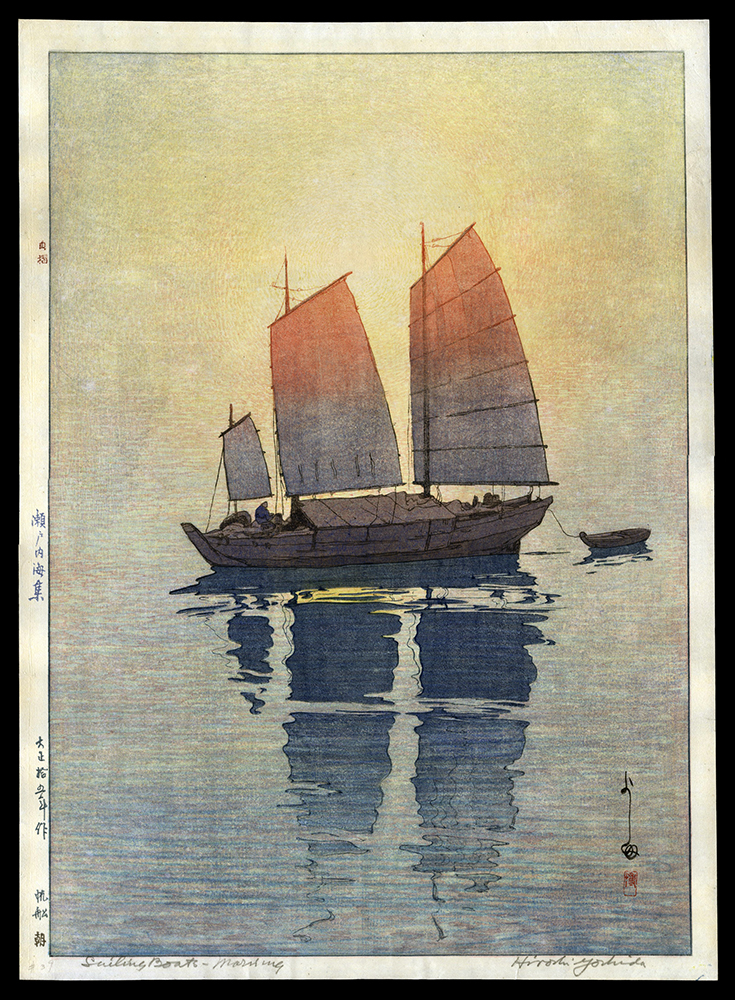 Sailing Boats – Morning