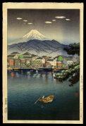 Tokaido Numazu Harbor