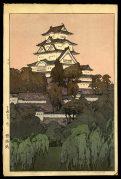 Himeji Castle, Morning