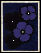 Pressed Flower (Violet)
