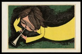 Child and Trumpet