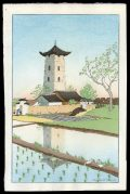 Bell Tower, Soochow, China