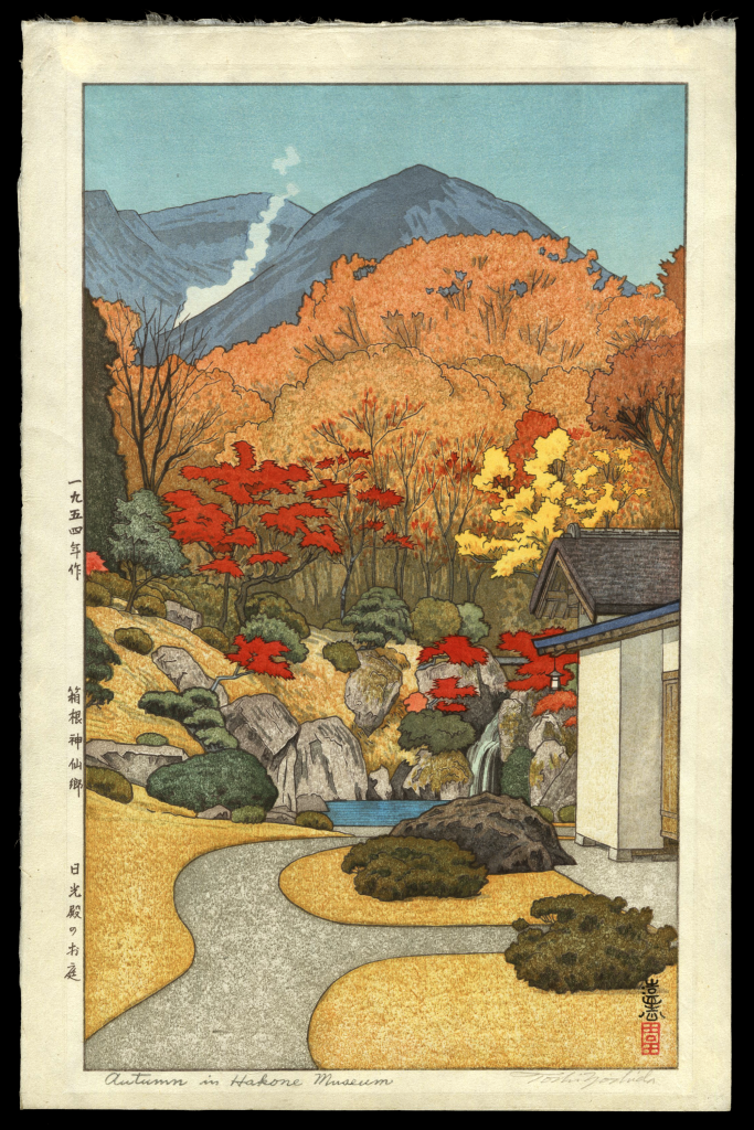 Autumn in Hakone Museum