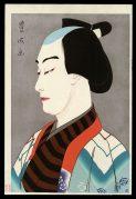 Nakamura Ganjiro I as Akane Hanshichi