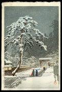 Honmon Temple, Ikegami