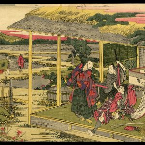 Act VI - Rokudanme Hokusai