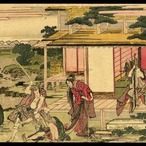 Act VII - Shichidanme Hokusai