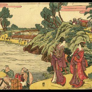 Act VIII Hachidanme Hokusai
