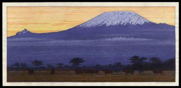 Kilimanjaro - Evening