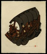 Warriors in a Boat