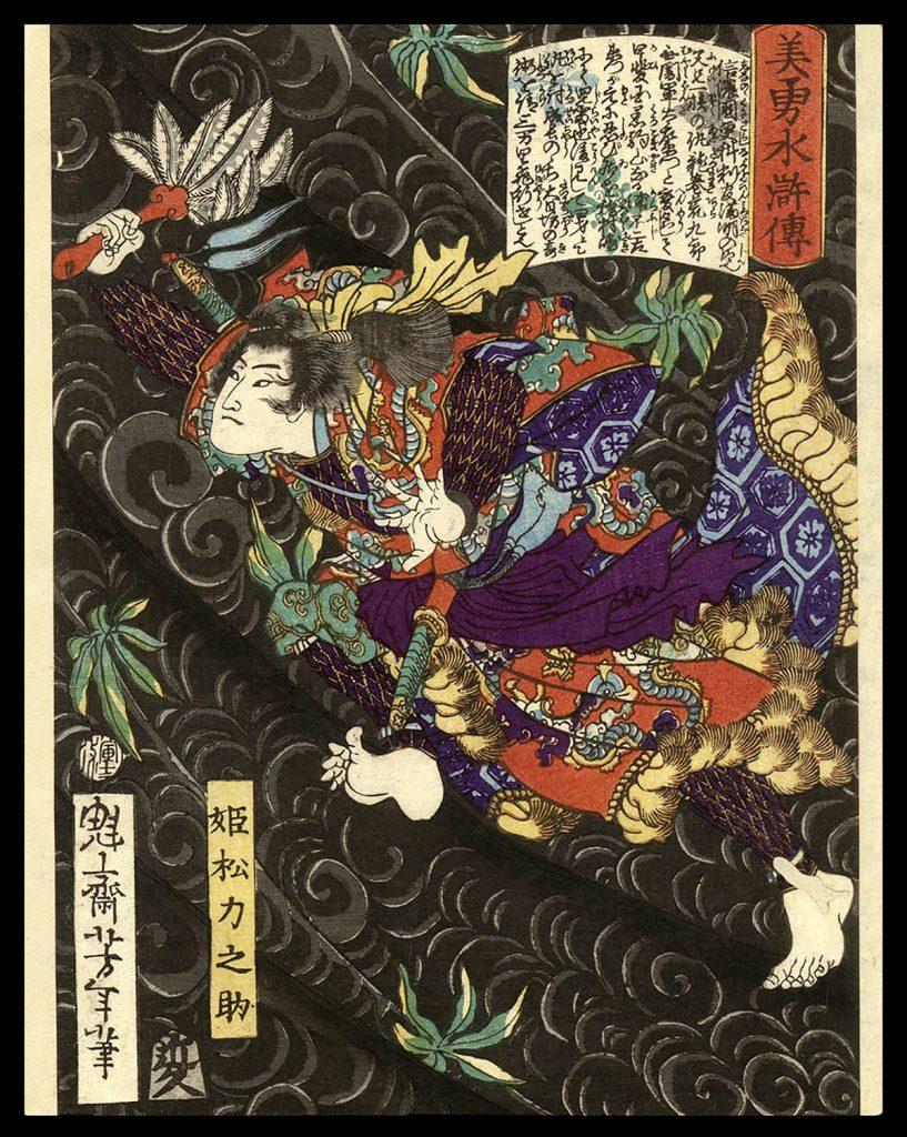 Himematsu Chikaranosuke