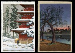Two Hasui Prints