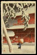 Zojo Temple, Shiba
