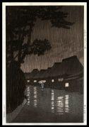 Rain in Maekawa, Sosho