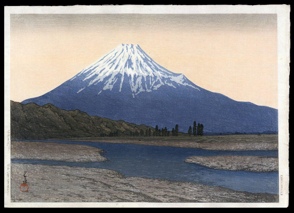 The Fuji River