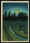 Moon at Ayashi