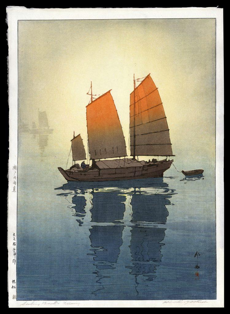 Sailing Boats – Morning