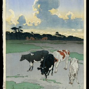 Afternoon in a Pasture Yoshida