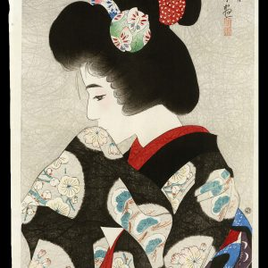 Contemplating the Coming Spring Shinsui