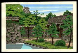 Himeji Castle, Summer
