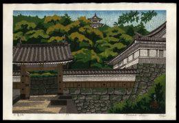 Himeji Castle, Fall