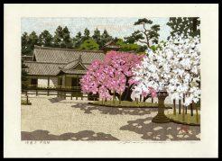 Zuiganji Temple, Garyu Plum Tree