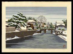 Hori River, Matsue