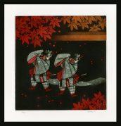 Chapter 7: Momiji No Ga (An Autumn Excursion)
