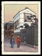 Kikuzaka Street
