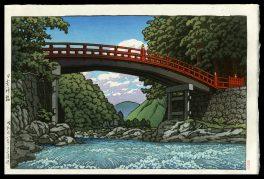 Shin Bridge, Nikko
