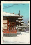 Yakushi Temple, Nara