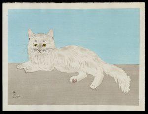 White Cat Foujita