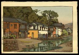 Small Town in Chugoku