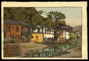 Small Town in Chugoku Yoshida