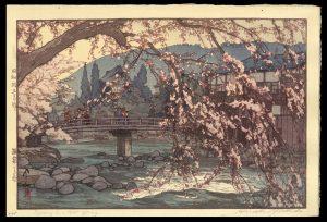 Spring in a Hot Spring Yoshida