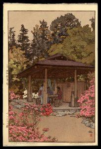 Azalea Garden Yoshida