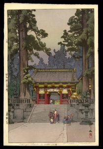 Toshogu Shrine Yoshida