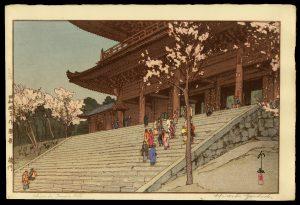 Chion-in Temple Gate Yoshida