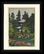 Silver Pavilion, Kyoto – Framed