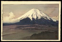 Fuji San from Yamanaka