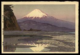 Fujiyama from Okitsu