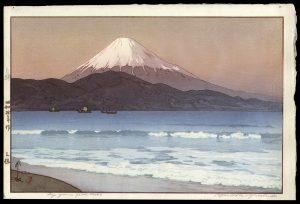 Fuji from Miho Yoshida