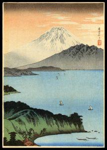 Mt. Fuji from Kurasawa Hiroaki